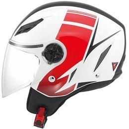 Capacete-AGV-Blade-Fx-Branco-Vermelho