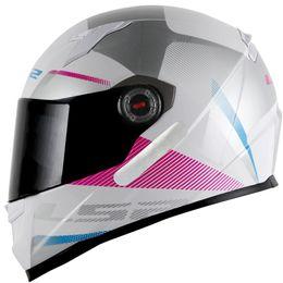 Capacete-LS2-FF358-Tyrell-Branco-Rosa