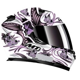 Capacete-MT-Blade-Butter-Fly-Branco-Rosa