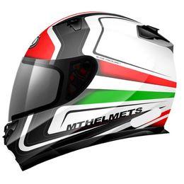 Capacete-MT-Blade-Tricolore-Italy-Branco-Vermelho-Verde-Preto-Fosco
