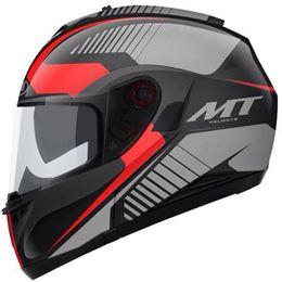 Capacete-MT-Optimus-SV-Quest-Preto-Vermelho-Fosco-com-Viseira-Solar