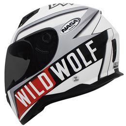 Capacete-Nasa-SH-881-Wild-Wolf