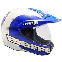 Capacete-Bieffe-3-Sport-Rally-Br-Branco-Azul