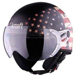Capacete-Kraft-USA-Preto-Fosco