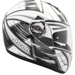 Capacete-Airoh-Pit-One-XR-Roller-Grey