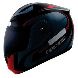 Capacete-Articulado-Phantom-Roadstar-Infinite-Preto-Vermelho