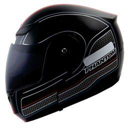 Capacete-Articulado-Phantom-Roadstar-Ride-Preto-Branco