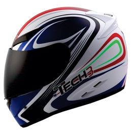 Capacete-Tech3-F500-Force-Italy-Branco-Azul