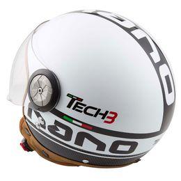 Capacete-Tech3-Fashion-Nano-Branco