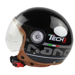 Capacete-Tech3-Fashion-Nano-Preto