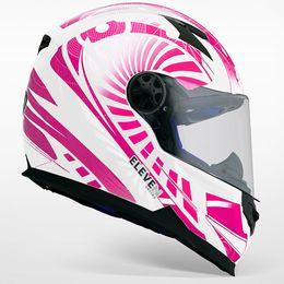Capacete-Vaz-V11-Branco-Eleven-Pink