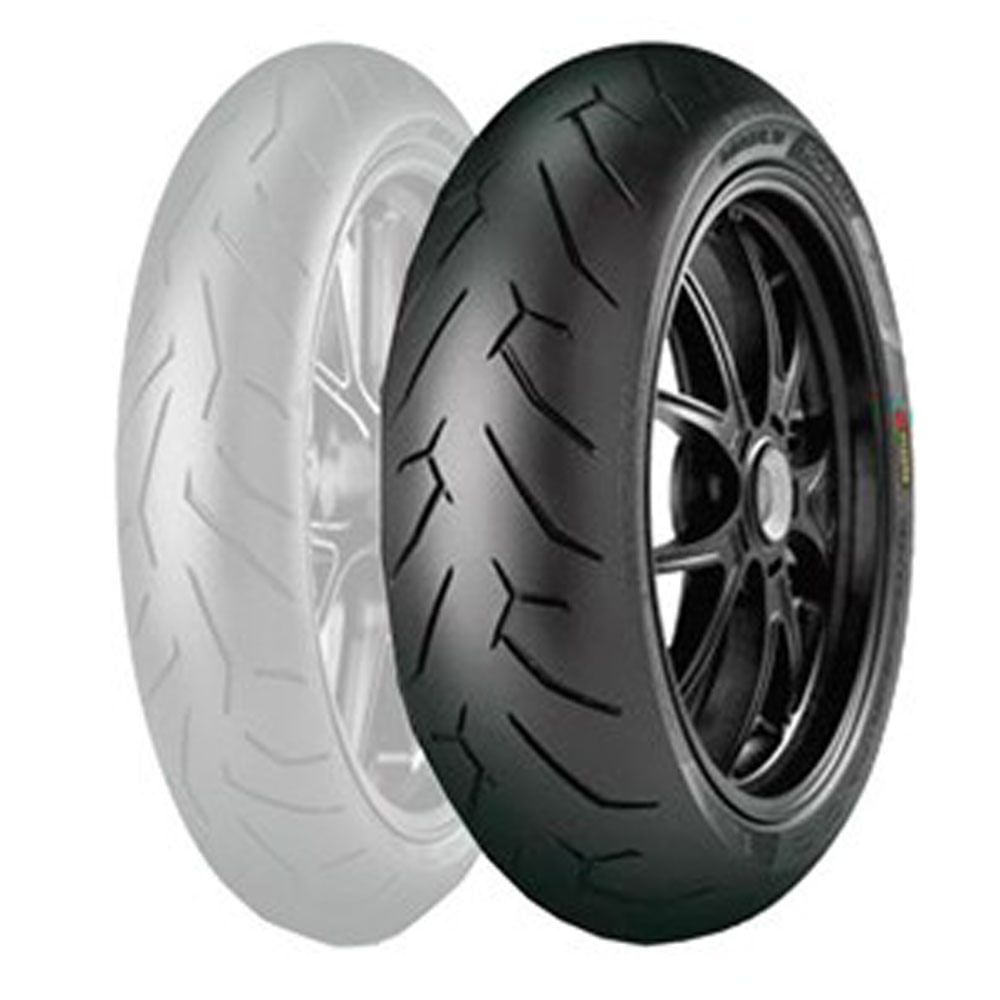 pneu pirelli 130 70 17 diablo rosso ii radial r 436 50 em mercado livre. Black Bedroom Furniture Sets. Home Design Ideas