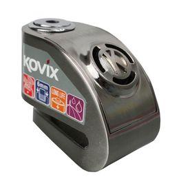 Trava-de-Disco-KD6SS-Com-Alarme-Inox---Kovix