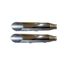 Escapamento-Ponteira-HD883-XL1200-2014-3-polegadas-Corte-Lateral-Cromado---Customer