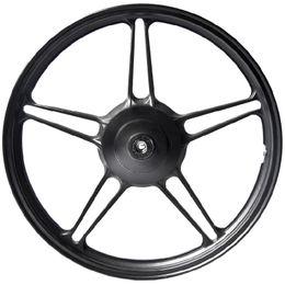 Roda-Scud-de-Magnesio-5-pontas-para-Honda-Titan150-KS--Par----Preto