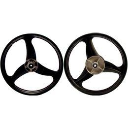 Roda-Scud-de-Magnesio-3-pontas-para-Honda-Titan150-KS--Par----Preto