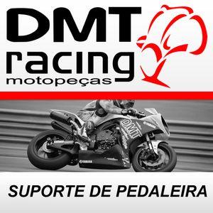 Suporte-de-Pedaleira-Traseiro-Fazer-250-Lado-Esquerdo---DMT-Racing