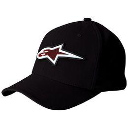 Bone-Alpinestars-Astar-Rubber-Logo-Preto