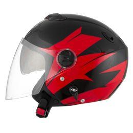 Capacete-New-Atomic-Superbike-Preto-Vermelho-SB3