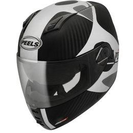 Capacete-Peels-Icon-Ride-Preto-Grafite-Fosco