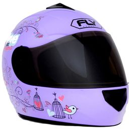 Capacete-Fly-Fun-Love-Flowers-Lilas-Infantil