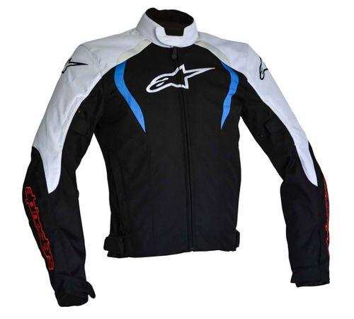 Jaqueta-Alpinestars-Alux-100--Impermeavel-Modelo-Novo-Preta-Branca-Azul