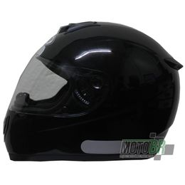 Capacete-V-21-Helmets-Preto