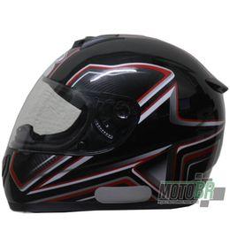 Capacete-V-21-Helmets-Preto-Numero-8-Detalhe-Vermelho
