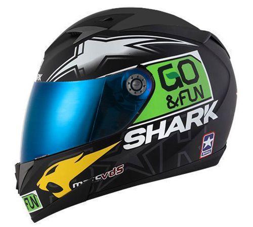 Capacete-Shark-S700-Redding-Valencia-KGY-Preto-Verde-Amarelo