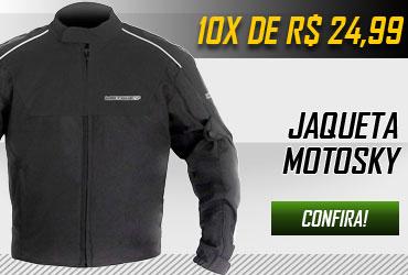 Jaqueta Motosky
