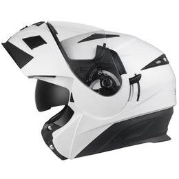 Capacete-Zeus-3020-Branco-Brilhante