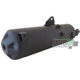 Escapamento-Ponteira-Modelo-Original-Preto-com-Catalisador---Yamaha-Lander-250---Roncar---6962.5