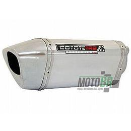Escapamento-Ponteira-Coyote-TRS-200-Aluminio-Polido---Honda-CB600F-Hornet---2008-ate-2014---Roncar---1750.9