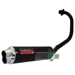 Escapamento-RS-Boca-8-Aluminio-Preto---Sundown-Max-125---Roncar---5026.2