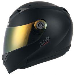 Capacete-Shark-S700-Full-Matt-BLK-Preto-Fosco