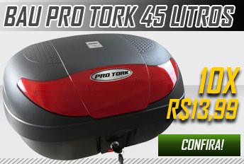 Baú Pro Tork 45 Litros