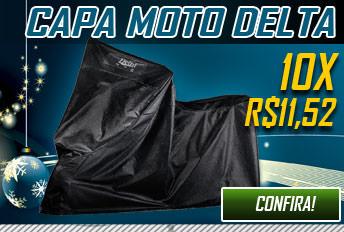 Capa Cobrir Moto Delta
