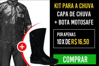 KIT CAPA DE CHUVA