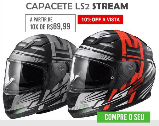 Capacete LS2 FF320 Stream