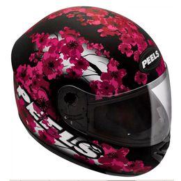 Peels-Spike-Blossom-Preto-Fosco-Magenta-1