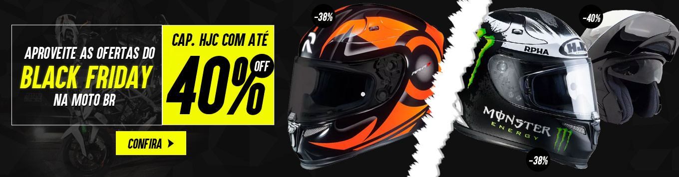 Black Friday Capacete HJC