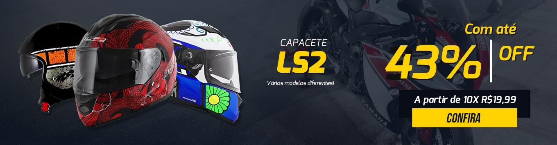 Black Friday Capacete LS2
