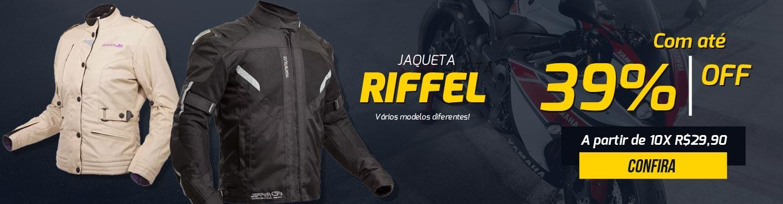 Black Friday Jaqueta Riffel