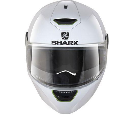 Capacete-Shark-Skwal-Blank-WHU-Branco-com-Viseira-Solar-e-Led