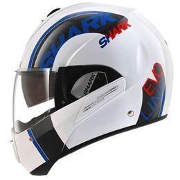 Capacete-Shark-Evoline-Serie-3-Drop-WBR-com-Viseira-Solar-Branco-Preto-Azul