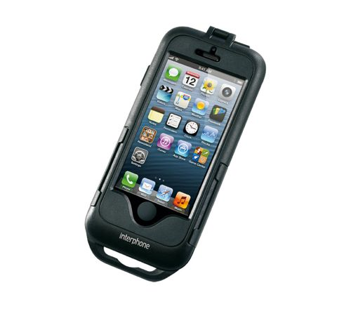 Suporte-de-Guidao-Para-Smartphone-Iphone-5-5S-Preto---Interphone