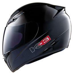 Capacete-AGV-K-3-Mono-Black-Preto-Brilhante