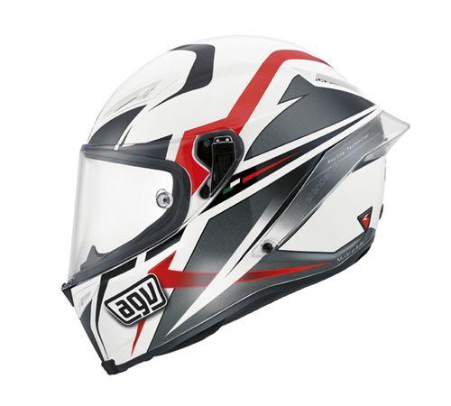 Capacete-AGV-Corsa-Velocity-Branco-Preto-Vermelho
