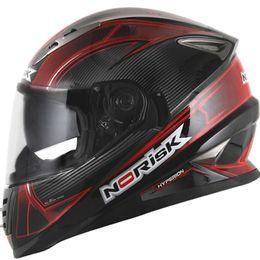 Capacete-Norisk-FF302-Hyperion-com-Viseira-Solar-Preto-Vermelho