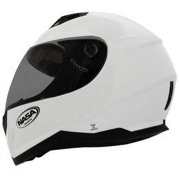 Capacete-Nasa-SH-881-Branco